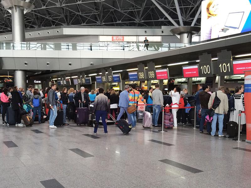 Российские авиакомпании за первых четыре месяца 2017 года перевезли 27,09 миллиона пассажиров