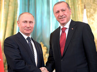 После переговоров Путина и Эрдогана в Сочи с 4 мая Турция разрешила беспошлинный ввоз российской сельхозпродукции