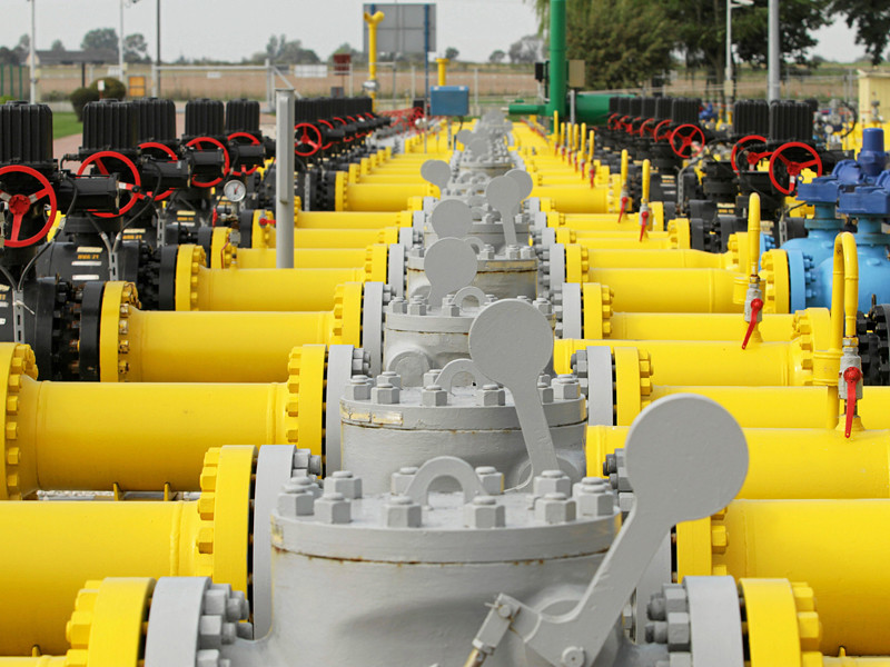 """Польский газовый оператор Gaz System сообщил о прекращении получения российского газа из Германии через реверс трубопровода """"Ямал-Европа"""""""