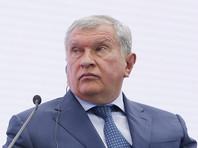 Сечин объяснил антироссийские санкции попыткой Запада повлиять на президентские выборы
