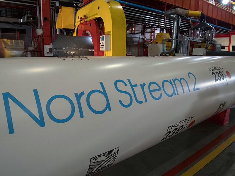 """Оператор строительства газопровода """"Северный поток - 2"""" компания Nord Stream 2 AG провела предварительные консультации с китайскими банками. На них обсуждалась возможность привлечения долгосрочного финансирования для реализации проекта"""