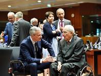 Министры финансов еврозоны согласовали выделение Греции 8,5 млрд долларов