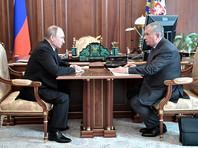 """Путин попросил Сечина выплатить акционерам дивиденды в размере 50% от чистой прибыли """"Роснефти"""""""