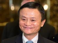 Основатель Alibaba за ночь разбогател на 2,8 млрд долларов