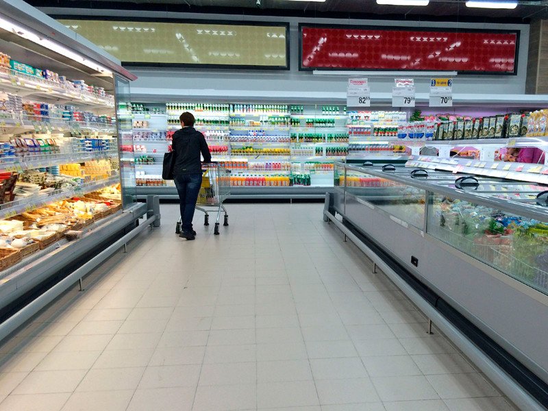 """Штрафы за """"преднамеренный фальсификат"""" продуктов питания могут вырасти до миллиона"""