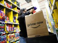 С начала года капитализация Amazon выросла более чем на 40%, до 503,2 млрд долларов
