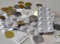 В России цены на лекарства растут гораздо быстрее инфляции