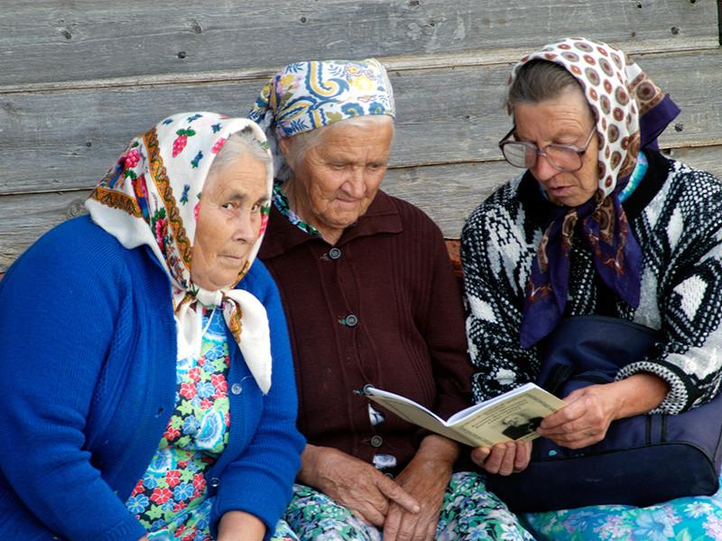 Голодец: число россиян старше 70 лет достигло 13,4 млн человек