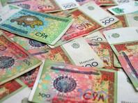 В Узбекистане началась либерализация валютной политики, официальный курс сума рухнул на 48%