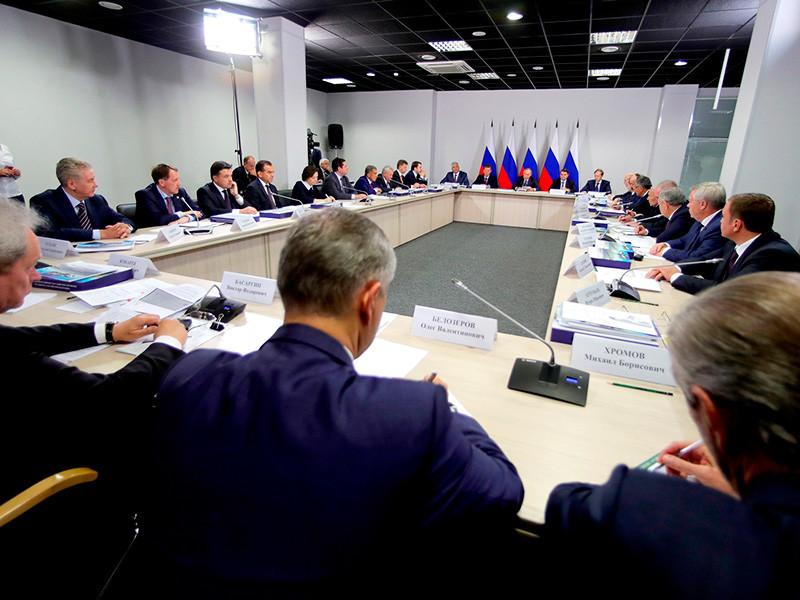 Путин объявил о запуске в 2018 году реструктуризации долгов регионов из федерального бюджета