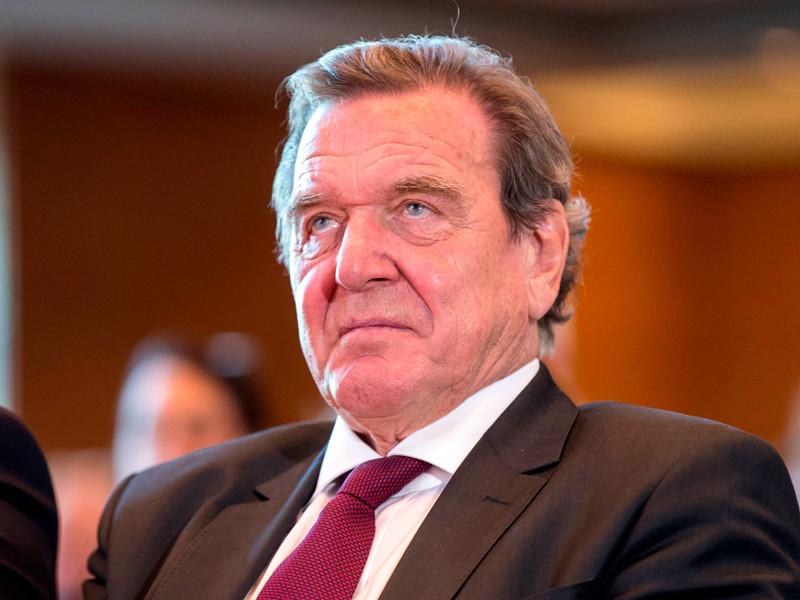 """Совет директоров """"Роснефти"""" избрал своим председателем бывшего главу правительства Германии, главу комитета акционеров Nord Stream AG Герхарда Шредера"""