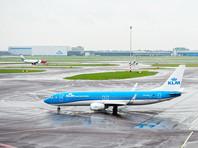Россия пригрозила закрыть воздушное пространство для KLM из-за нехватки места в аэропорту Амстердама