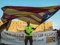 Референдум и намерение отделиться от Испании подпортили долгосрочный и краткосрочный рейтинги Каталонии