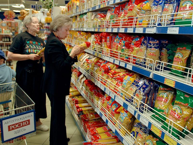 Проведенное по заказу ЦБ исследование показало, что большинство россиян заметило рост цен на те товары, которые, по данным официальной статистики, дешевеют