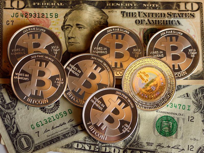 Курс биткоина установил новый рекорд, преодолев отметку в 5,1 тыс. долларов США
