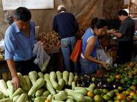 По оценке аналитического сайта Ecoanalitica, в ноябре 2017 года инфляция достигла 1430%. На самом деле цифра может оказаться еще выше. Как считает профессор Университета Джона Хопкинса Стив Ханке, она достигает 4115%