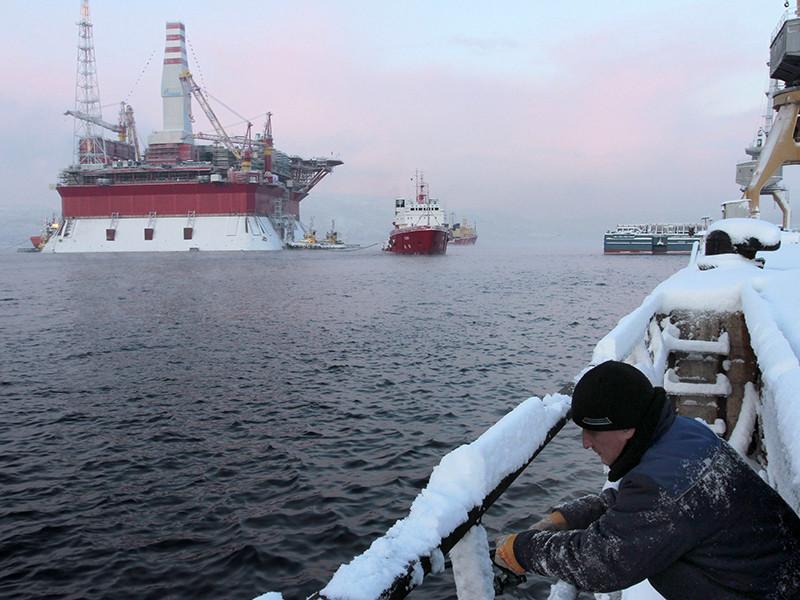 Предмет поданной в октябре прошлого года жалобы - разрешение на бурение на месторождениях нефти и газа в ранее нетронутых районах Арктики