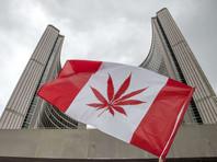 Канада включит оценку доходов от марихуаны в официальную статистику