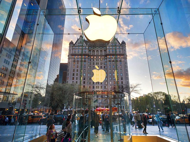 """Новая скандальная утечка сведений об офшорных финансовых операциях с участием политиков и знаменитостей со всего мира, названная в прессе """"Райским досье"""", обнародовала схемы ухода американской компании Apple от налогов"""
