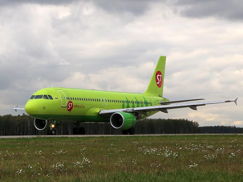"""Группа S7, в которую входят авиакомпании """"Сибирь"""" и """"Глобус"""", подает в ФАС жалобу на высокие цена на авиатопливо в России"""