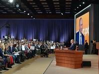 Путин: санкции повлияли на экономику, но не так сильно, как падение цен на нефть