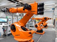Большинство работающих россиян не боится, что их заменят  на  роботов