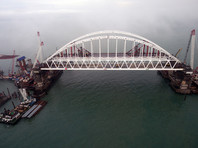 Крымский мост столкнулся с проблемой на дополнительные 2,9 млрд руб. Проект придется корректировать из-за грунтов