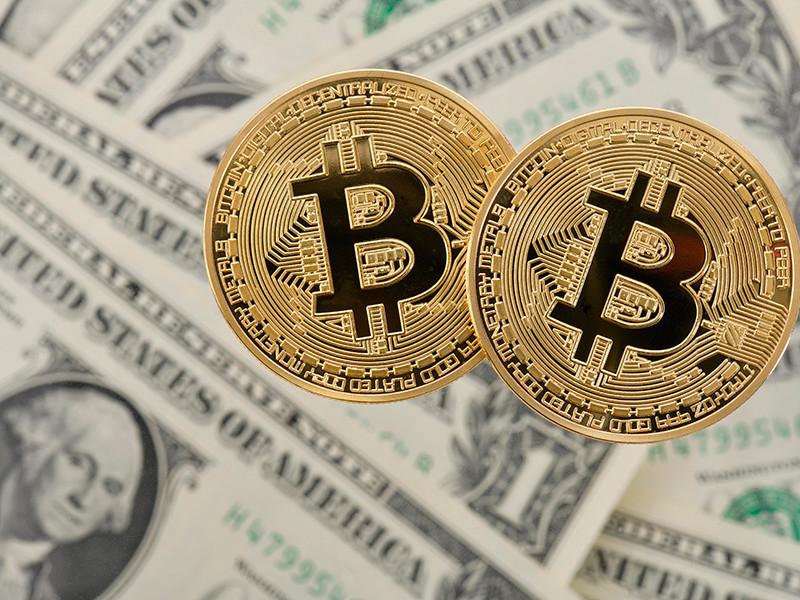 Громкий старт биткоина на бирже