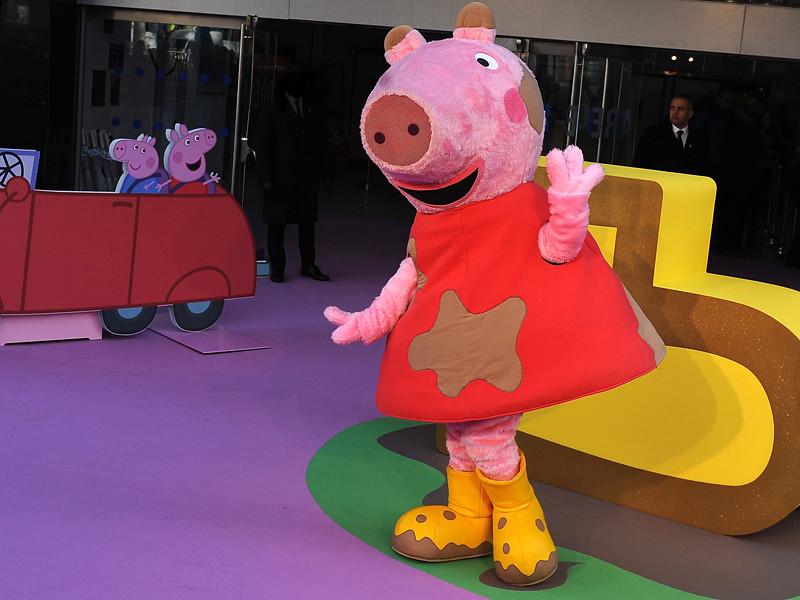 """Суд по интеллектуальным правам (СИП) утвердил решение Шестого арбитражного апелляционного суда, который предписал взыскать 320 тыс. рублей с благовещенского """"Общественно-культурного центра"""" по иску британской компании Entertainment One UK Limited, которая владеет правами на группу брендов Peppa Pig"""