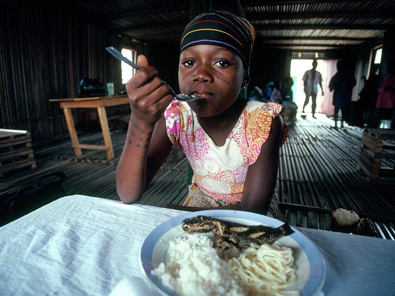 Современные технологии уже позволяют накормить всех, поэтому главной угрозой в будущем будет не голод, а качество продовольствия