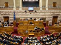 В Греции парламент одобрил новые реформы, направленные на жесткую экономию