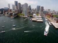 Танкеру с российским газом разрешили пришвартоваться под Бостоном