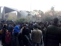 Нефть дорожает из-за крупнейших с 2009 года протестов в Иране - третьем по величине производителе нефти ОПЕК