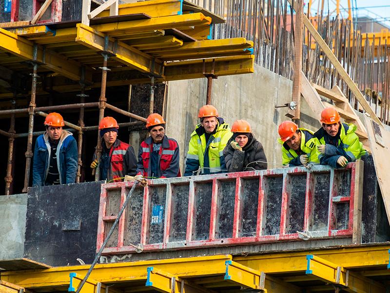 Для привлечения в Россию трудовых мигрантов нужны новые меры - рабочие визы, лотереи Green card и контракты для интеграции мигрантов