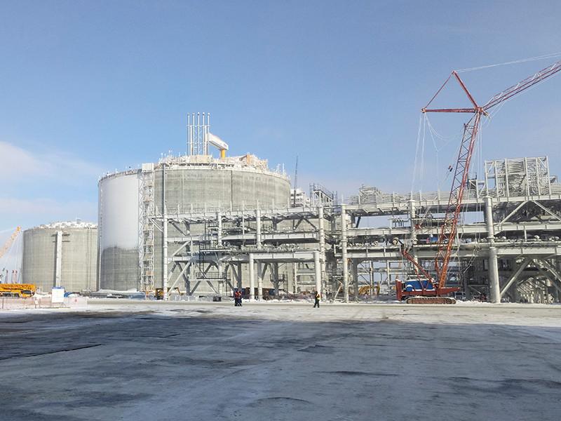 Bloomberg: в США прибыл первый танкер с российским газом, еще один готовится к отправке из Дюнкерка