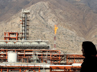 Цены на нефть выросли до максимума за 2,5 года на фоне протестов в Иране