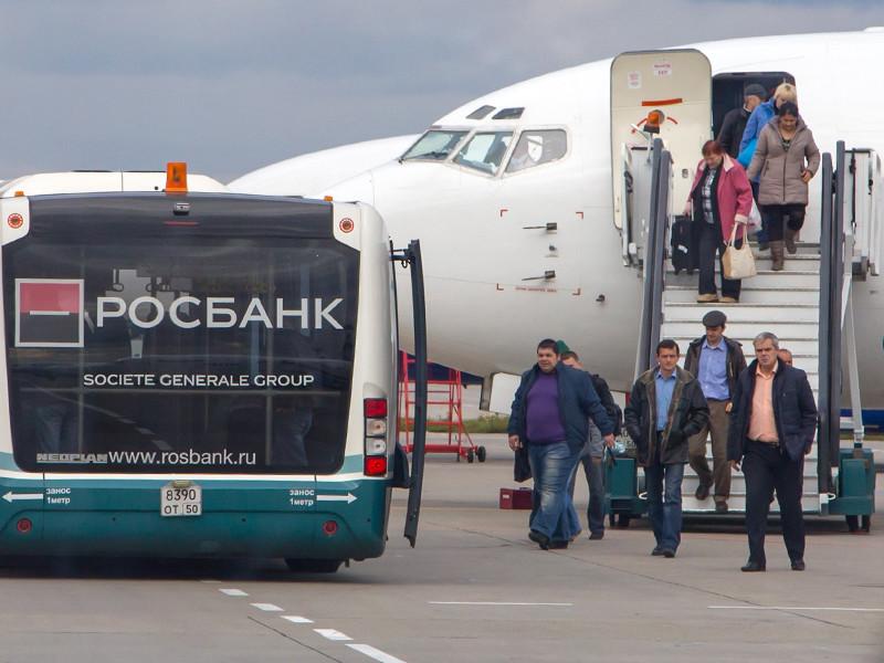 Российские авиакомпании в 2017 году увеличили перевозки пассажиров на 18,6% по сравнению с уровнем 2016 года, до 105,02 млн человек