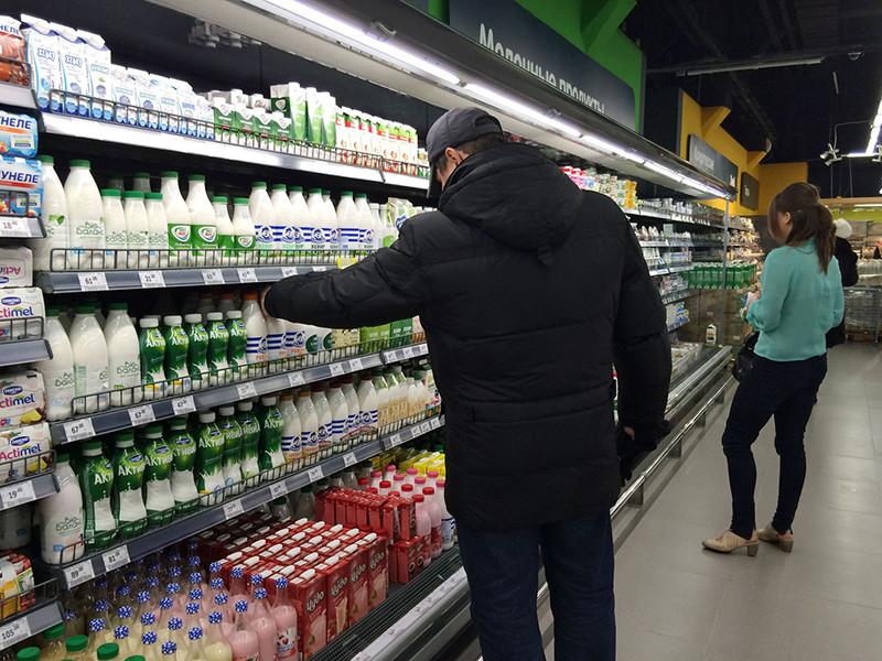 В январе фактический рост цен в России в пять раз превысил официальную инфляцию