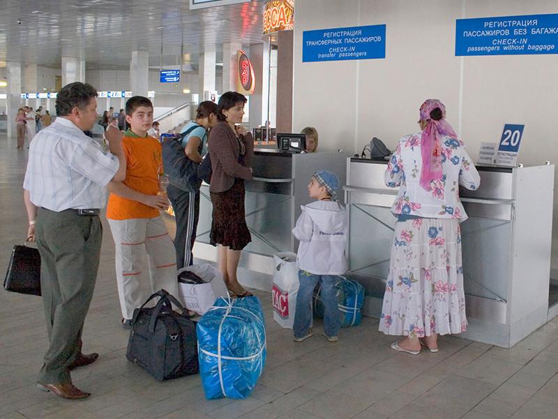 """Авиакомпания """"Аэрофлот"""" ужесточает контроль за провозом ручной клади в базовом аэропорту """"Шереметьево"""" и в аэропортах по всей маршрутной сети компании"""