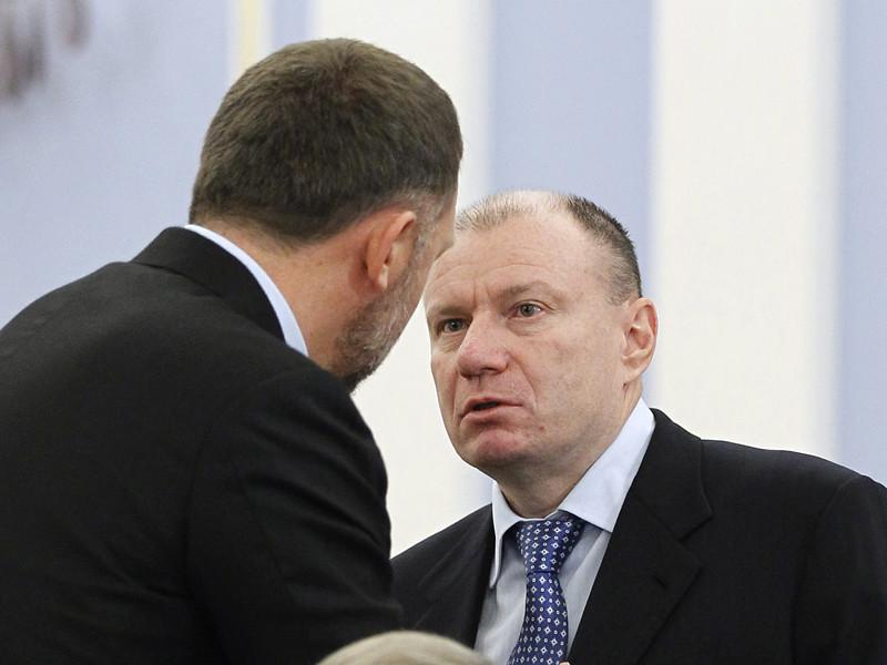"""Потанин хочет купить долю Абрамовича в """"Норникеле"""", Дерипаска - против, суд - в Лондоне"""