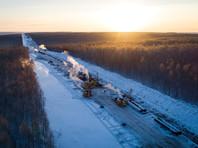 """""""Газпром"""" построил уже более 1521 км """"Силы Сибири"""""""