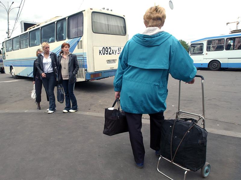 Ежегодно из сельской местности в города уезжает около 200 тыс. россиян