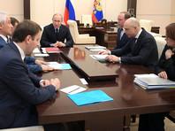 Путин  поручил формализовать задачи, поставленные им в послании