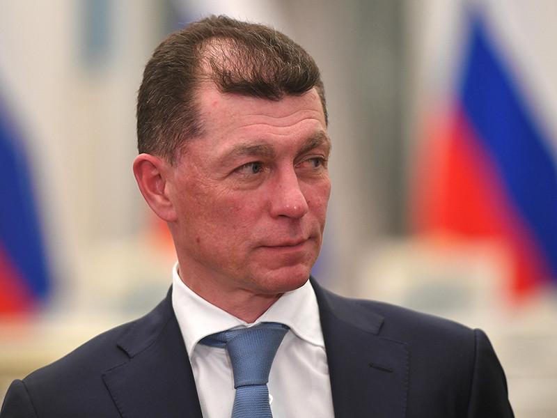 Глава Минтруда России Максим Топилин