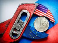 После новых санкций США против близких к Путину бизнесменов и чиновников рубль стал падать рекордными темпами, превысив цифру 60
