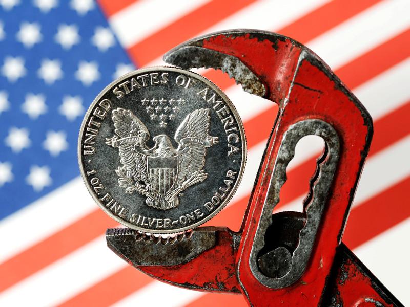 В феврале вложения РФ в американский госдолг снизились до минимума за 11 месяцев