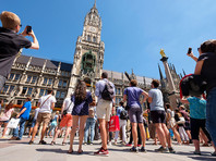 Европа остается самой привлекательной частью света для туристов