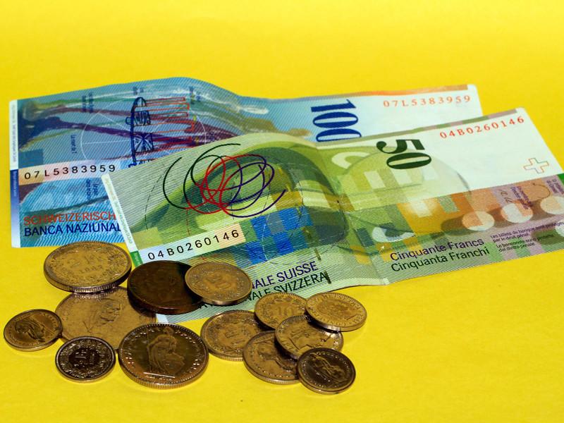 """""""Загадочное"""" снижение курса швейцарского франка связали с проблемами российских миллиардеров из-за санкций"""