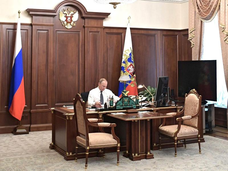 """Президентский указ """"О национальных целях и стратегических задачах развития Российской Федерации на период до 2024 года"""" был подписан и опубликован в день инаугурации Путина на четвертый срок, 7 мая 2018 года"""