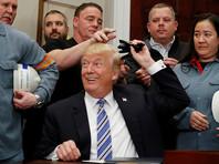 Трамп отсрочил введение пошлин на сталь и алюминий для союзников